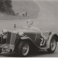 Car Race Number 27 MGCC Brands Hatch Sprint, 24-09-61