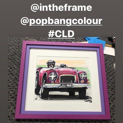 @PopBangColour framed