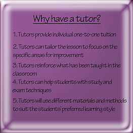 More and more children need tutors