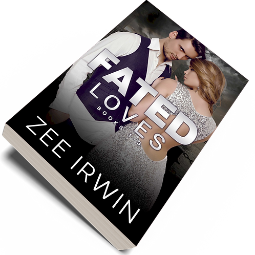 Paperback of Fated Loves