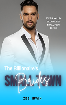Cover_ Billionaire's Small Town Girl 160