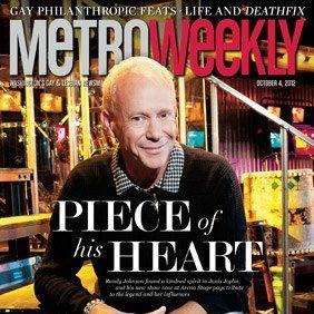Cover of Metro Weekly