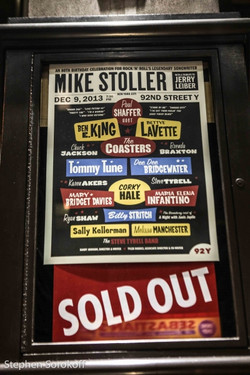 MIKE STOLLER TRIBUTE