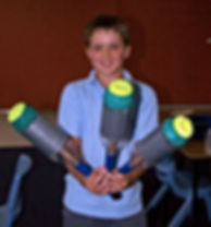 Download: Make your own juggling clubs