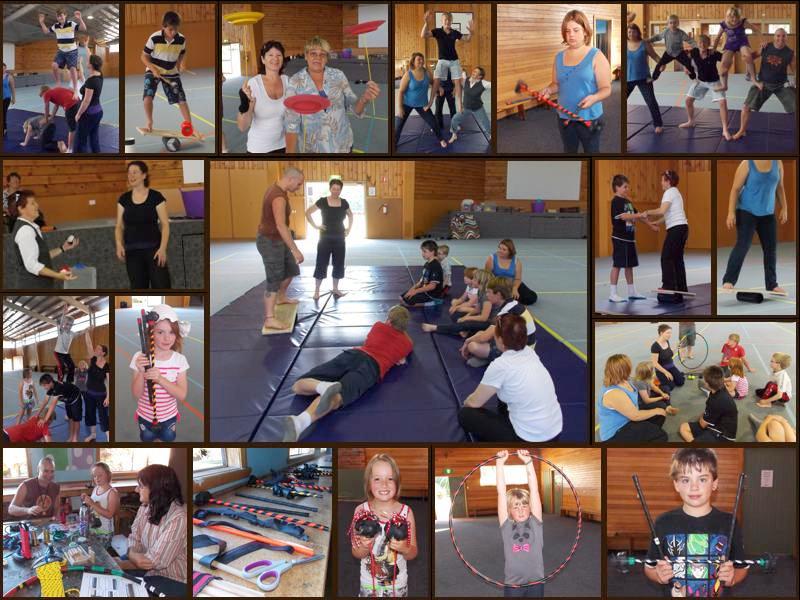 Vulnerable Families Circus Mission Australia