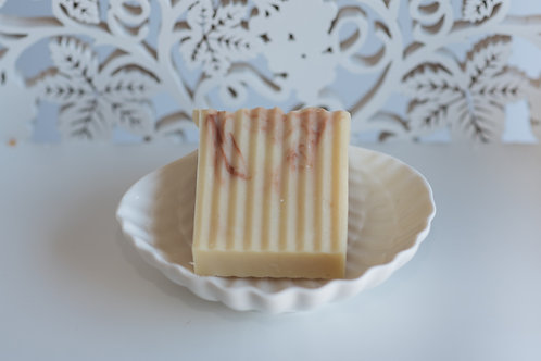 French Pink Clay Oatmeal Soap