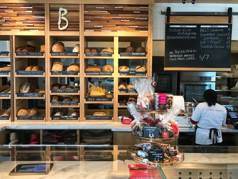 La Brea Bakery, La La Land etc!