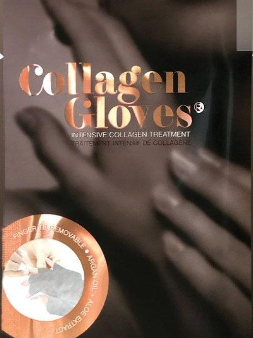 VOESH Collagen gloves w/Argan Oil