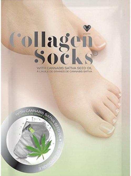 VOESH Collagen socks w/Argan Oil