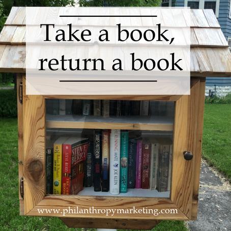 Take a book, return a book
