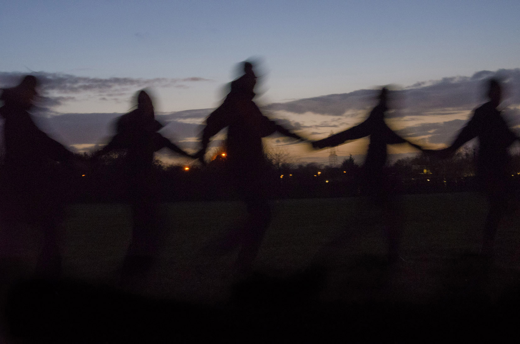 Ghost Dance (at Abbotswood)