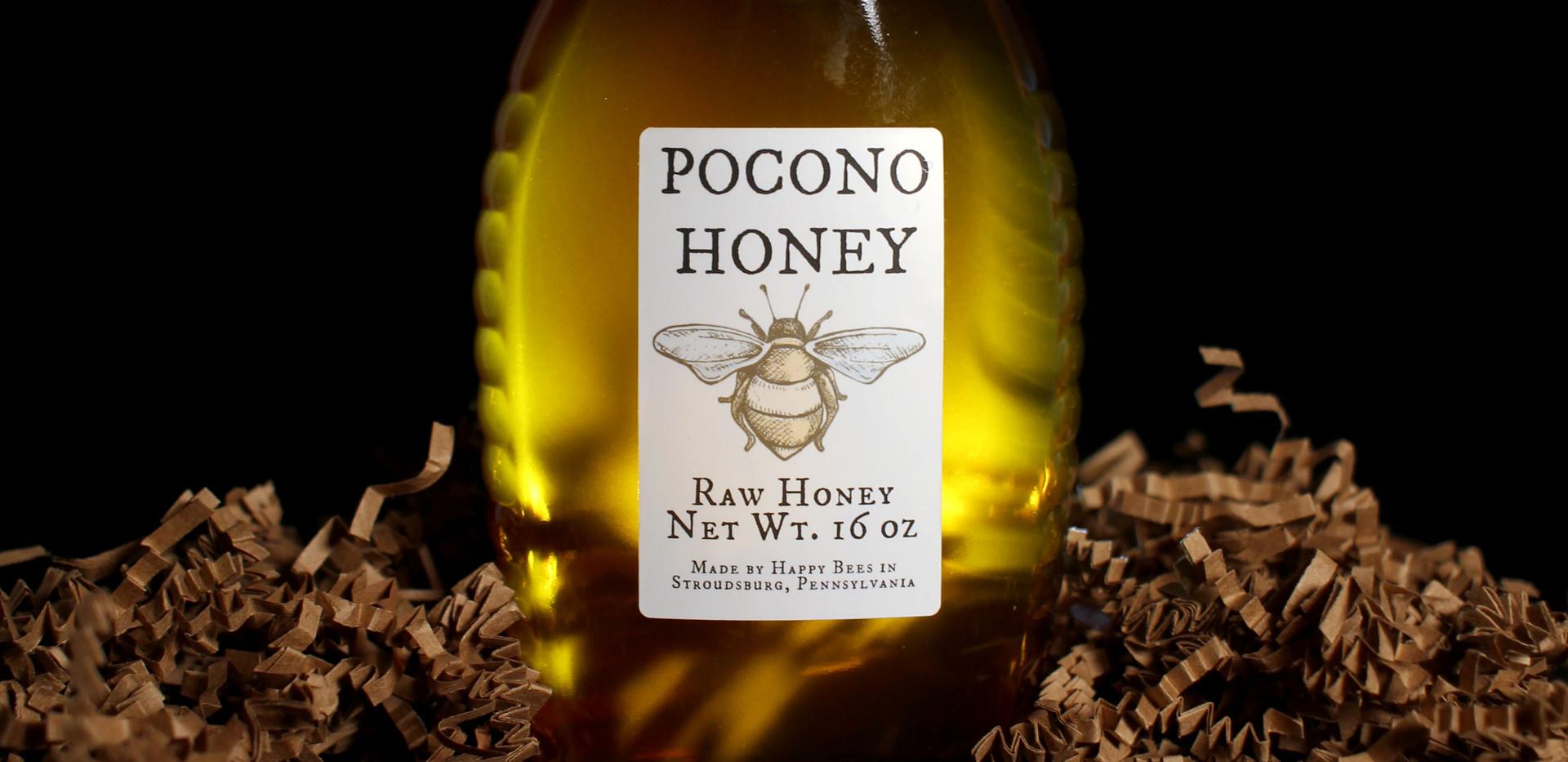 Pocono Honey Product Shot