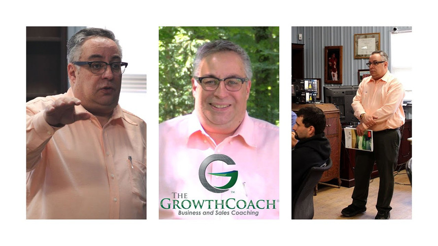 The Growth Coach of the Poconos Video Business Card