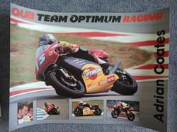 Adrian Coates Team QUB 250