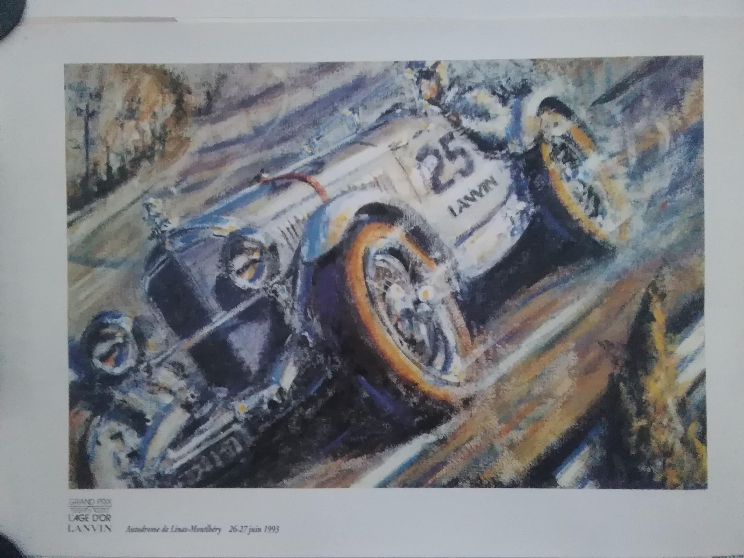 L'Age D'Or Lanvin-Montlehery 1993