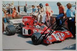 Niki Lauda March 1972