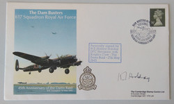 H S 'Hobby' Hobday Signed Dambusterss