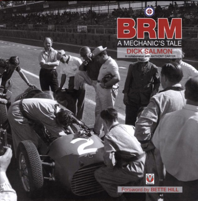 BRM A MechanicsTale Hardback Version