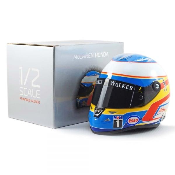 Alonso 2015 Helmet