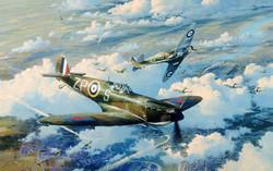 'Height Of The Battle'-Robert Taylor