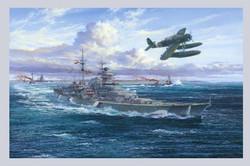 Battleship Bismark - Simon Atack