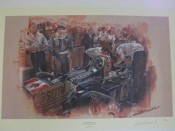 Scheckter -Craig Warwick