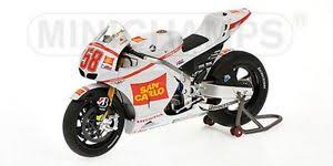 Simoncelli Race Bike.