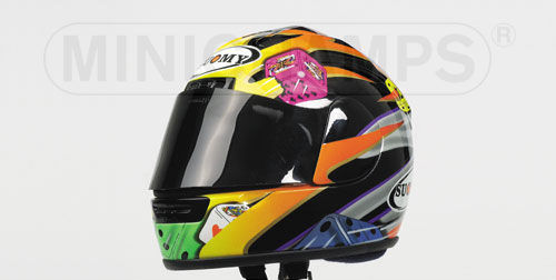 J vd Goorbergh 2001 Helmet