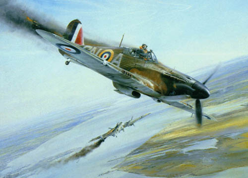 Battle of Britain VC - Robert Taylor