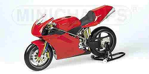 Ducati 1:6 Scale Road Bike