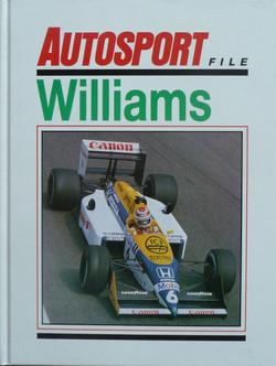 Williams Autosport Book