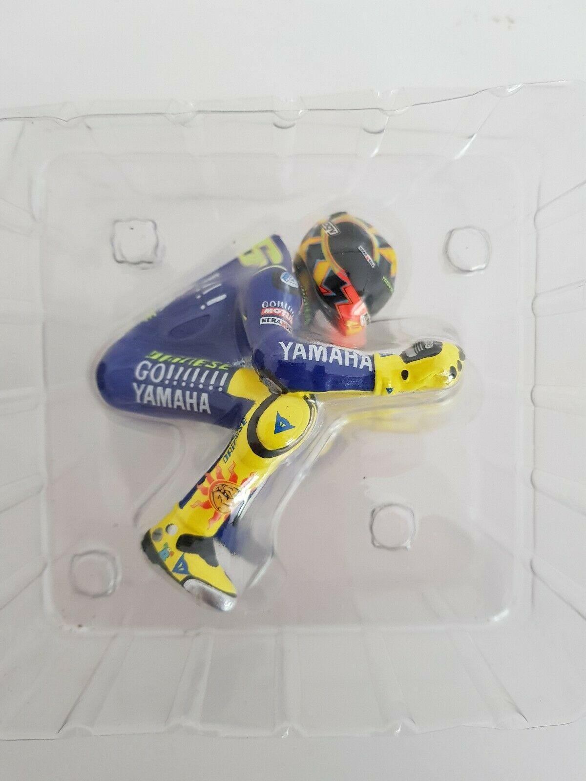 Valentino Rossi 2005 Riding Position.