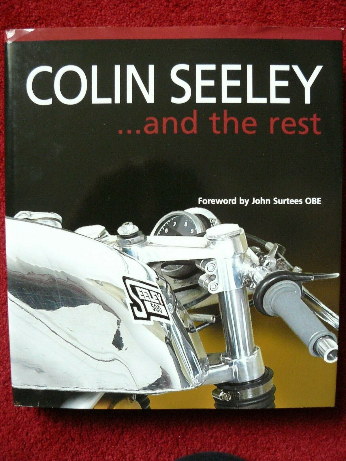 Colin Seeley-and The Rest