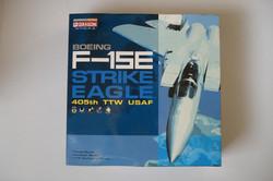 Boeing F-15E Strike Eagle 405th TTW USAF