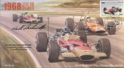 Keith Duckworth Signed FDC