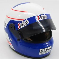 Alain Prost Helmet 1985