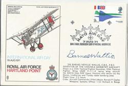Barnes Wallis Int Air Day-Signed