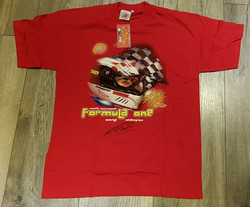 Schumacher Signed Tagged Shirt
