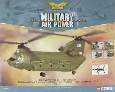 Corgi Chinook AA34201 US Army