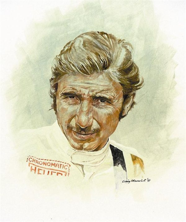 Jo Siffert by Craig Warwick