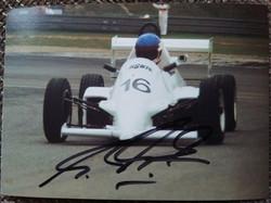 M.Schumacher Signed F Konig