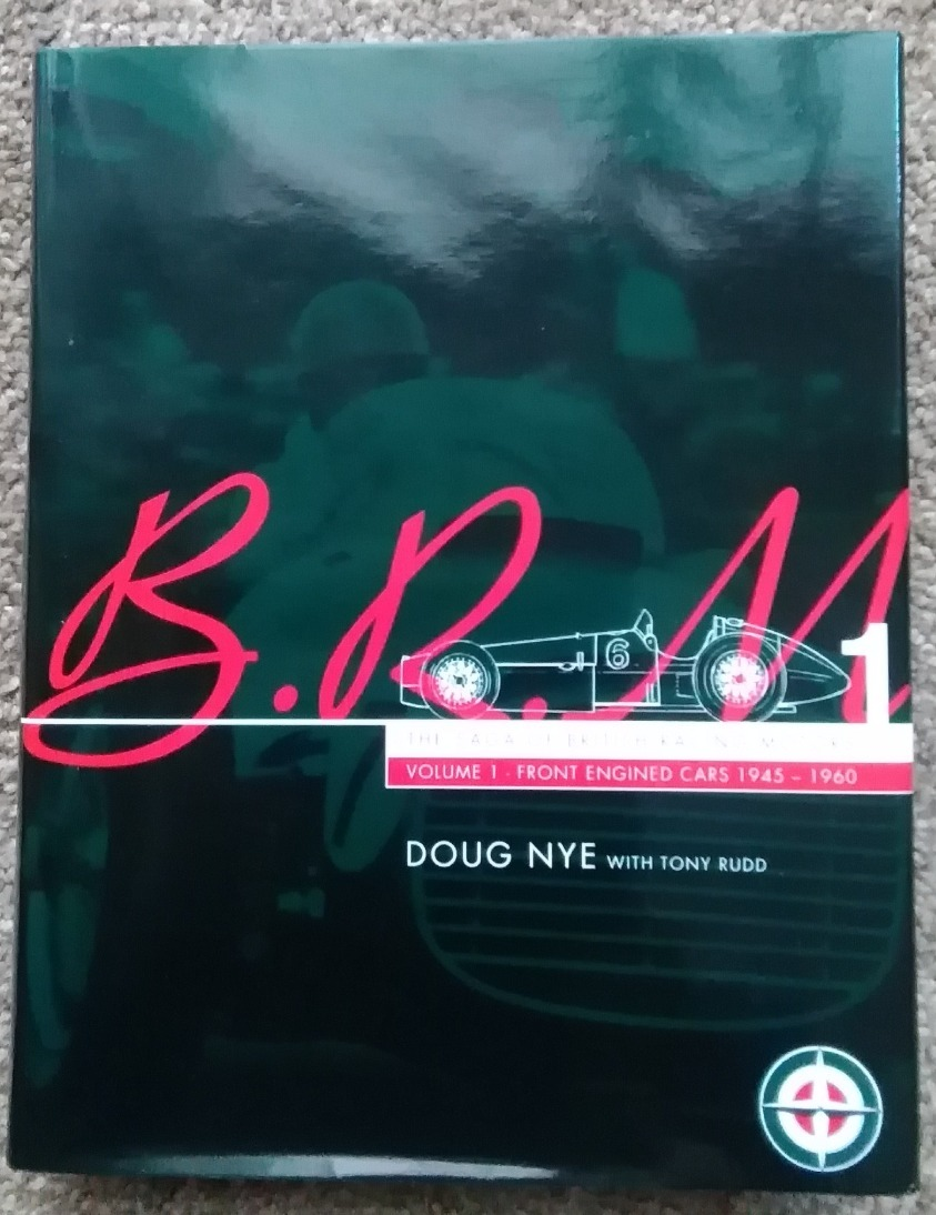BRM No.1 By Doug Nye