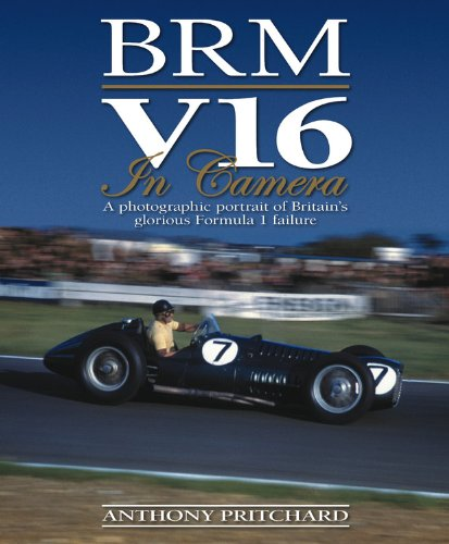 BRM V16 by Anthony Pritchard