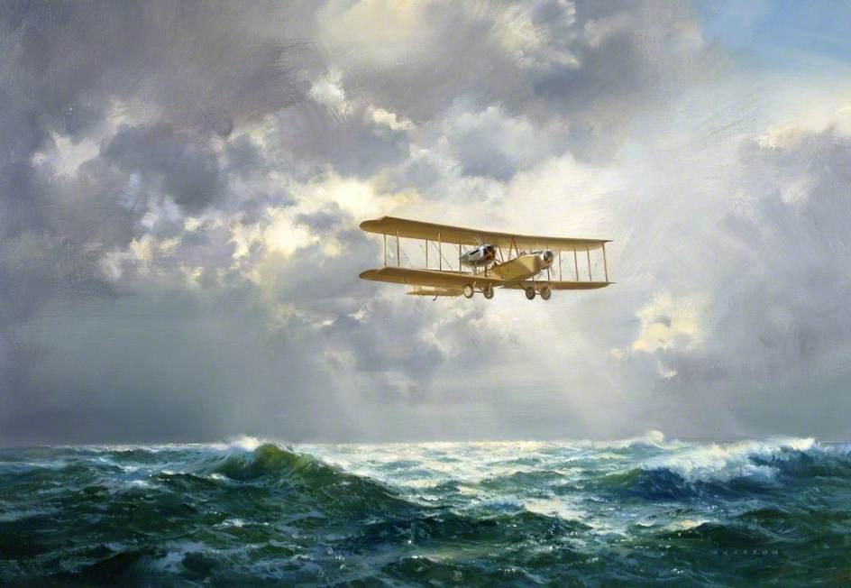 Atlantic Conquerors-Gerald Coulson