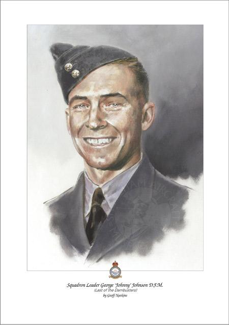 George 'Johnny' Johnson by Geoff Nutkins
