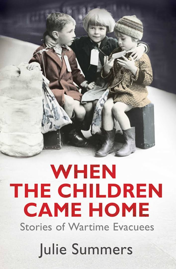 When The Children Came Home-Julie Summer
