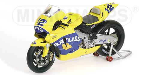 Bayliss Camel Honda 2005