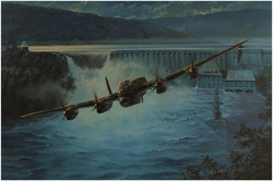 Dambusters- by Anthony Saunders.
