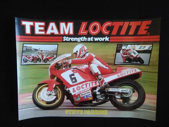 Steve Parrish-Loctite Yamaha