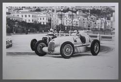 Luigi Fagioli Monaco1935 W25